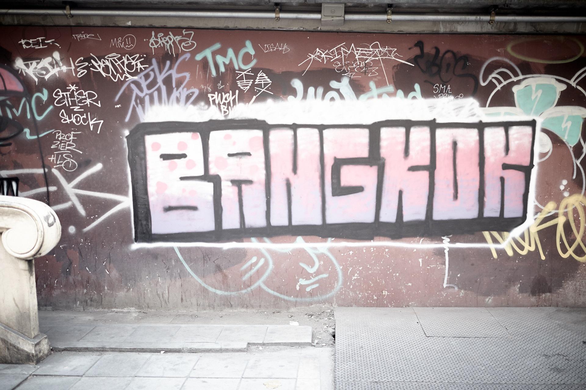 Graffiti Thai