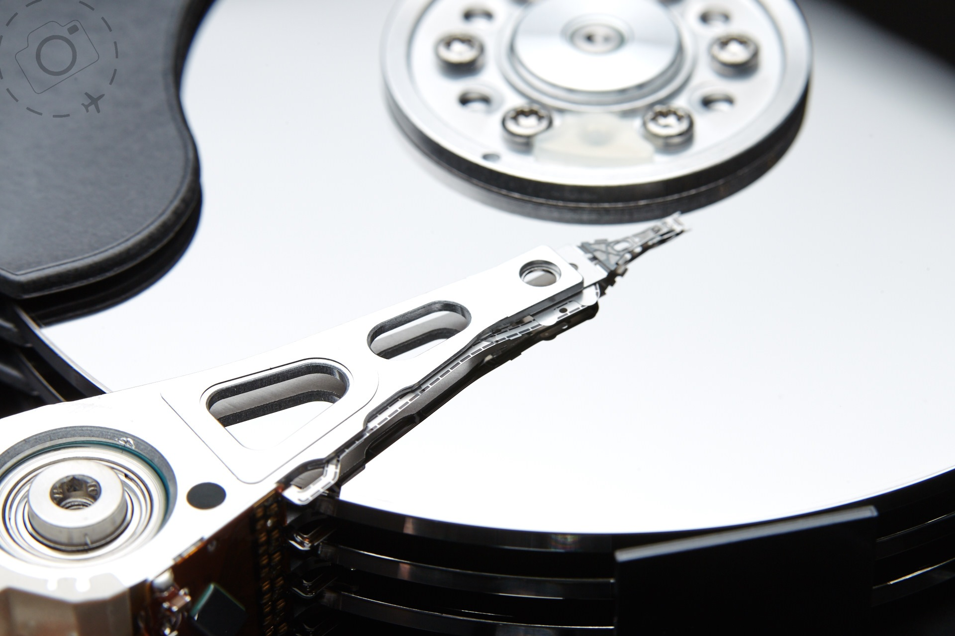 Hard Lessons with Hard Drives