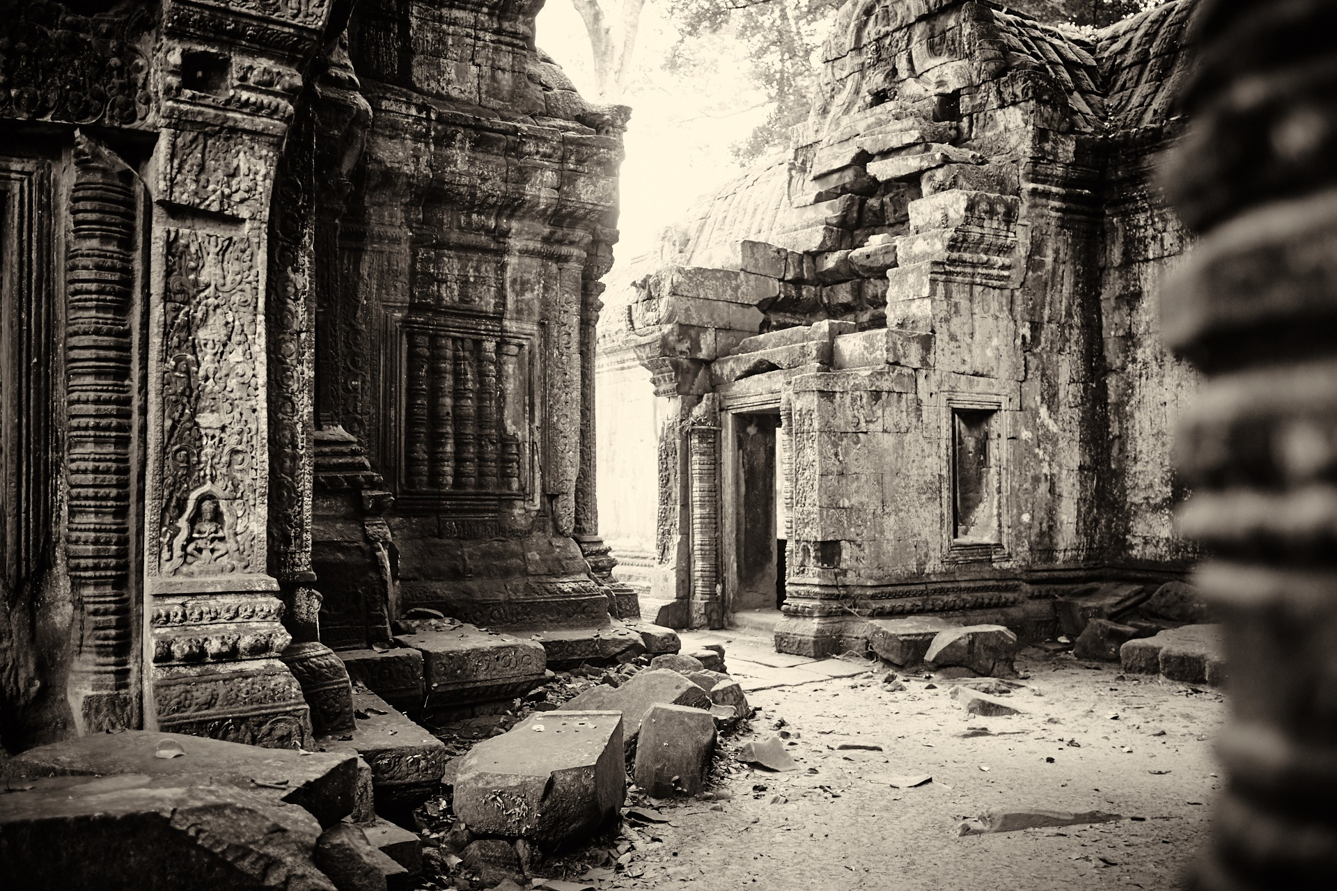 The Treasures of Angkor