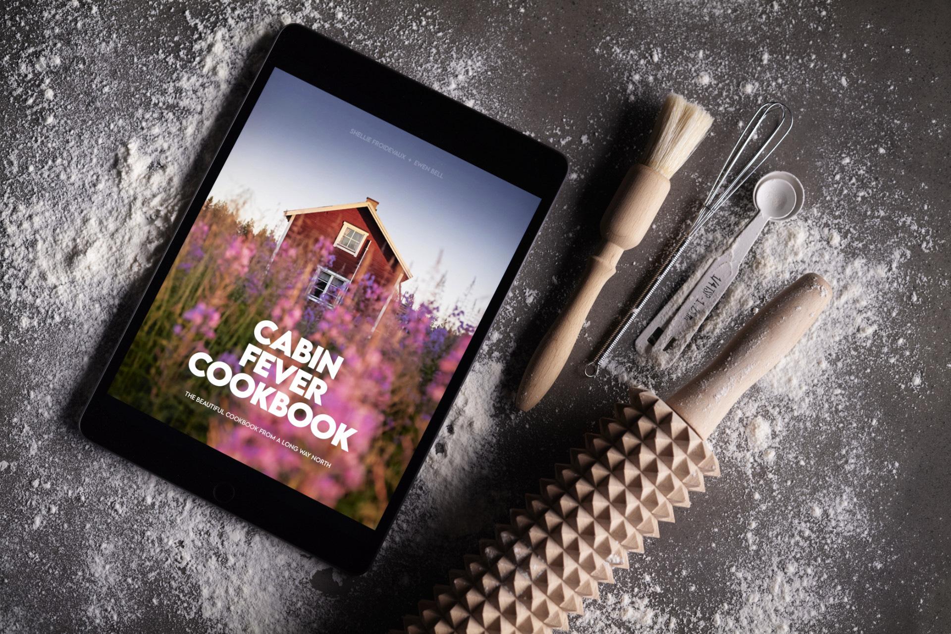 We Made A Cookbook