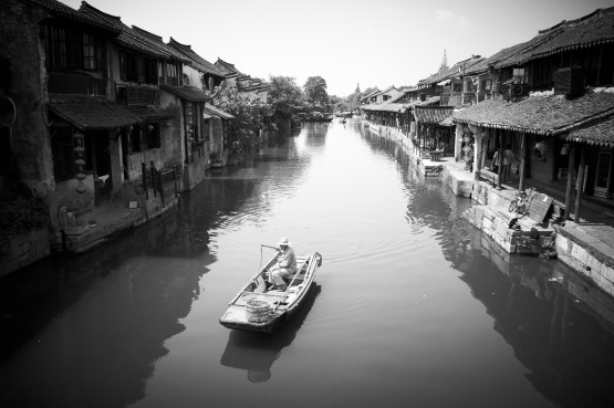 Canal Town of Xitang