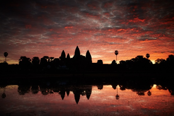 Angkor Wat and Siem Reap