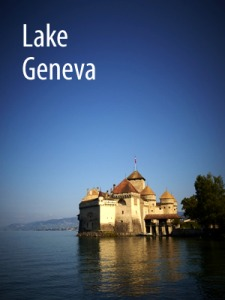 Lake Geneva / Switzerland