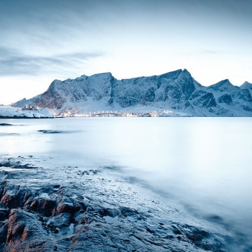Lofoten in Blue | Photo Essay