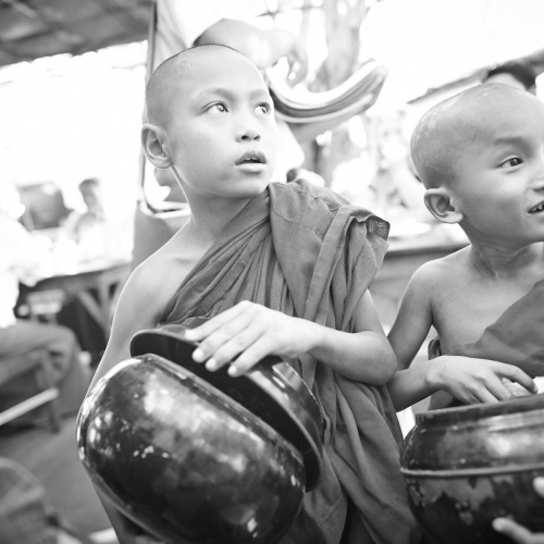 Streets of Yangon | Photo Essay