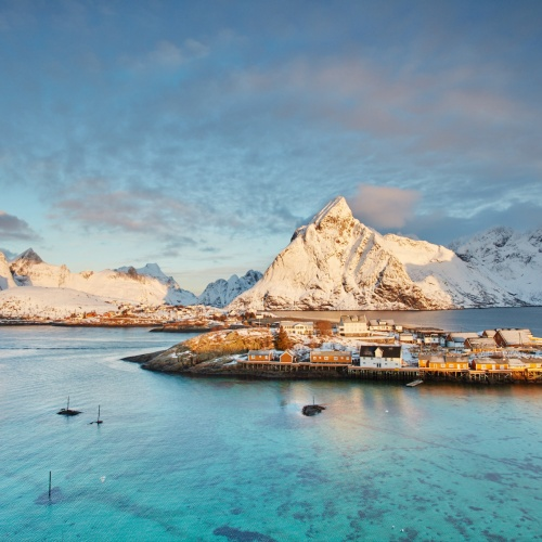 Tromso to Lofoten | Photo Essay